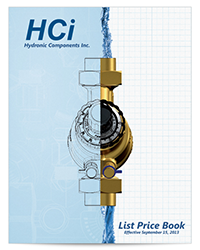 HCi List Price Book